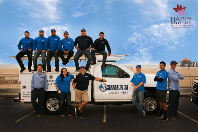 Seashore Pest Control - Home & Realty Magazine