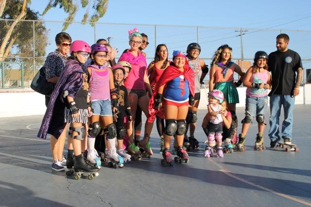 Roller Derby Kids