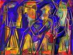 Uriel Cazes, Artist - Home & Realty Magazine