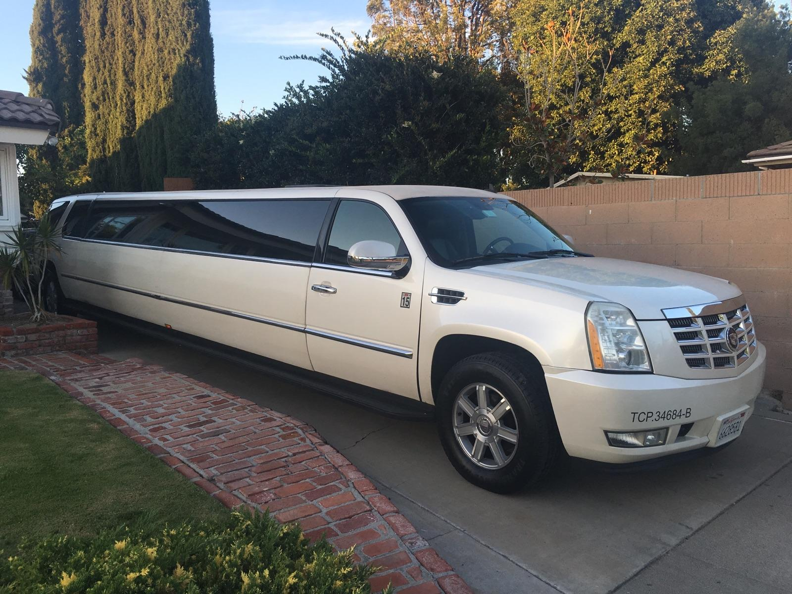 Luxury Transportation by ALS Limo