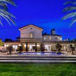 Sylvester Stallone's La Quinta Estate